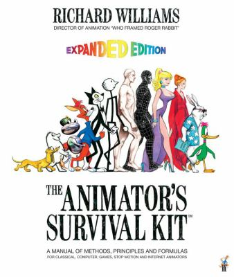 Cover image for The animator's survival kit