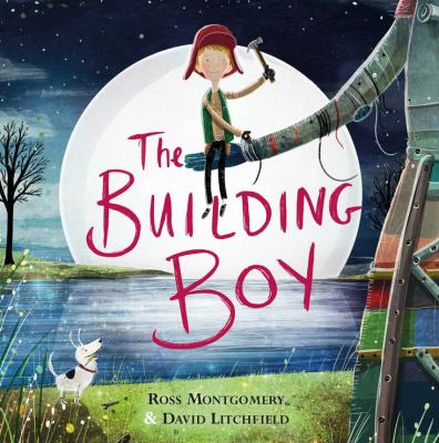 Cover image for The building boy