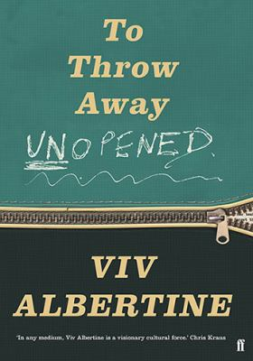 Cover image for To throw away unopened