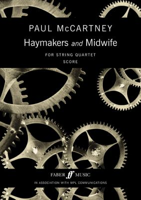 Cover image for Haymakers ; and, Midwife : for string quartet