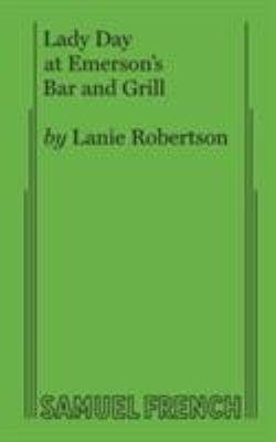 Cover image for Lady Day at Emerson's Bar & Grill