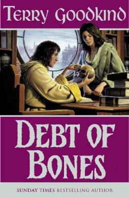 Cover image for Debt of bones