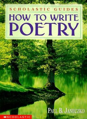 Cover image for How to write poetry