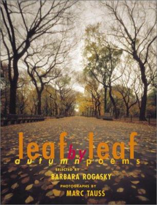 Cover image for Leaf by leaf : autumn poems