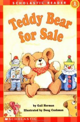 Cover image for Teddy bear for sale