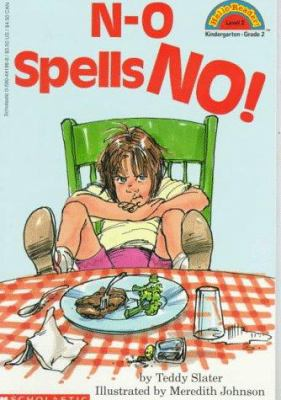 Cover image for N-O spells no!