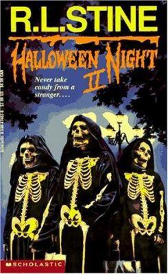 Cover image for Halloween night II