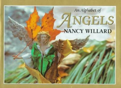 Cover image for An alphabet of angels