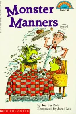Cover image for Monster manners