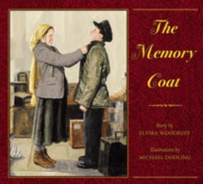 Cover image for The memory coat