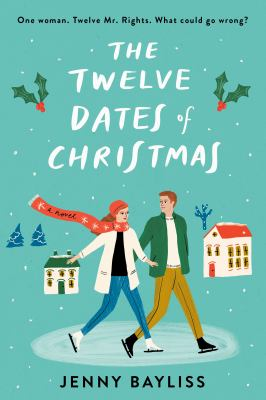 Cover image for The twelve dates of Christmas