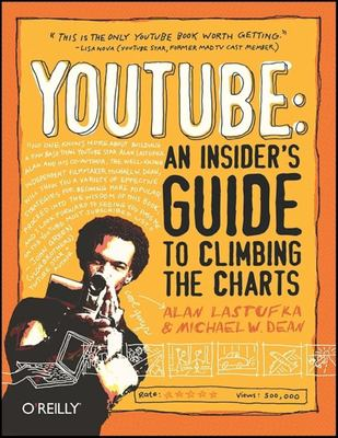 Cover image for YouTube : an insider's guide to climbing the charts