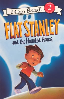 Cover image for Flat Stanley and the haunted house