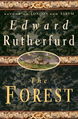 Cover image for The forest : a novel