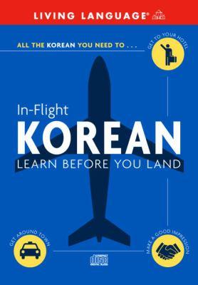 Cover image for In-flight Korean
