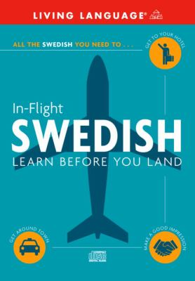 Cover image for In-flight Swedish
