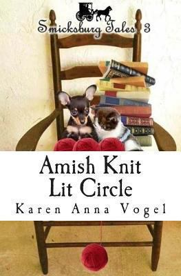 Cover image for Amish Knit Lit Circle: Smicksburg Tales 3