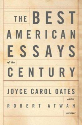 Cover image for The best American essays of the century
