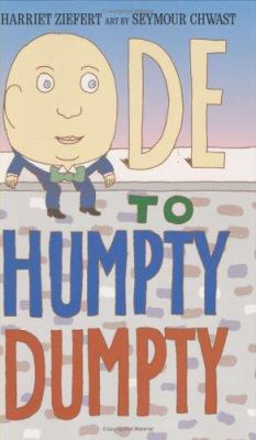 Cover image for Ode to Humpty Dumpty