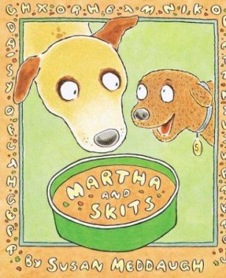 Cover image for Martha and Skits