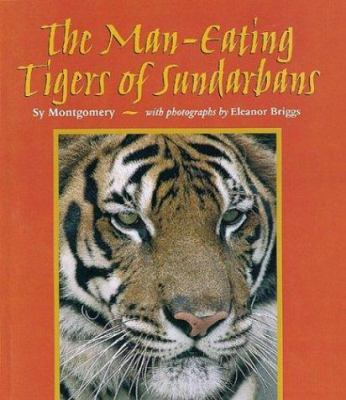Cover image for The man-eating tigers of Sundarbans