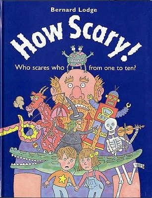 Cover image for How scary!