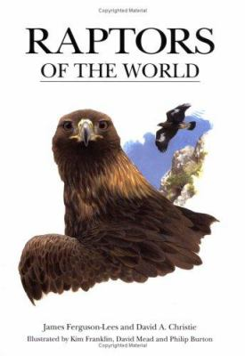 Cover image for Raptors of the world