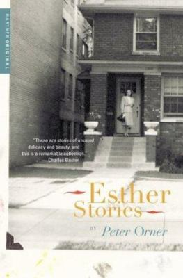 Cover image for Esther stories