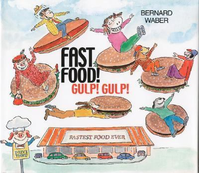 Cover image for Fast food! gulp! gulp!