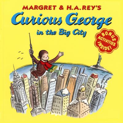 Cover image for Curious George in the big city