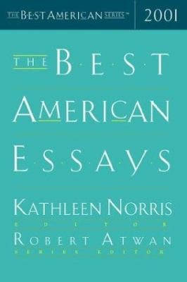 Cover image for The best American essays 2001