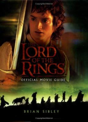 Cover image for The lord of the rings official movie guide