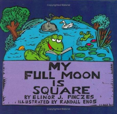 Cover image for My full moon is square