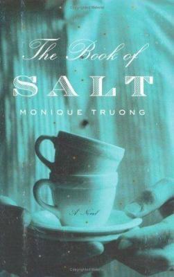 Cover image for The book of salt