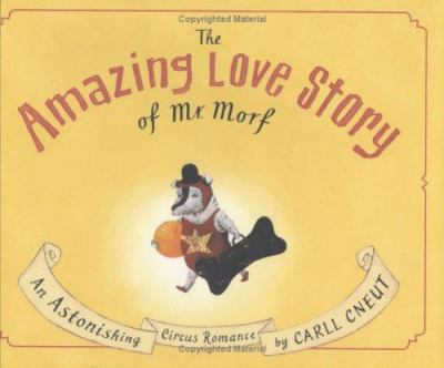 Cover image for The amazing love story of Mr. Morf
