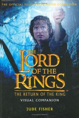Cover image for The lord of the rings : The return of the king : Visual companion