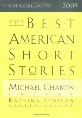 Cover image for The best American short stories, 2005