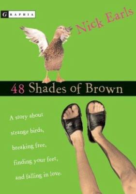 Cover image for 48 shades of brown