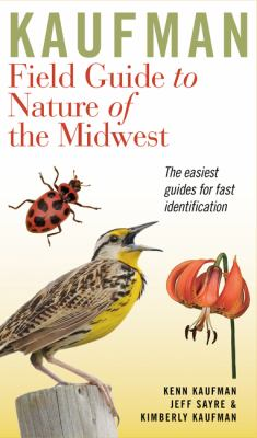 Cover image for Kaufman field guide to nature of the midwest