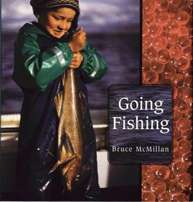 Cover image for Going fishing