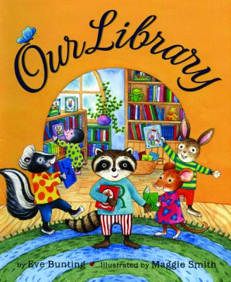 Cover image for Our library