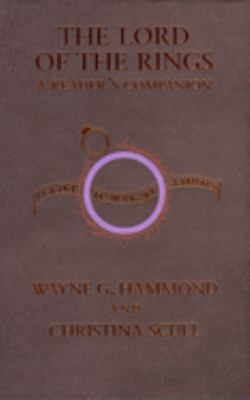 Cover image for The lord of the rings : a reader's companion