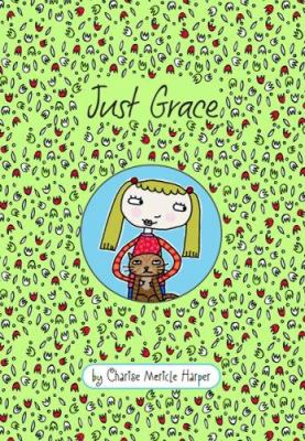 Cover image for Just Grace