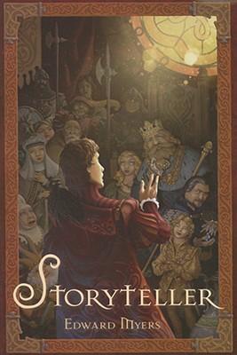 Cover image for Storyteller