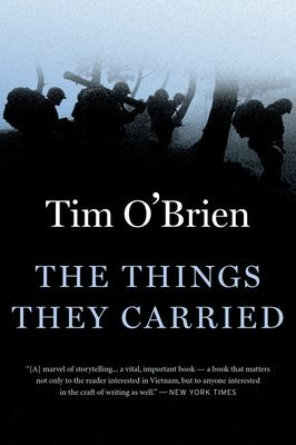Cover image for The things they carried : a work of fiction