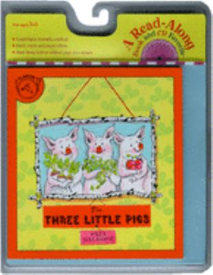 Cover image for The three little pigs