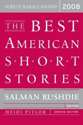 Cover image for The best American short stories 2008