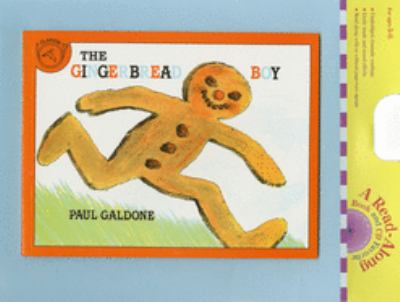 Cover image for The gingerbread boy