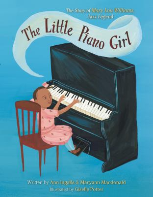 Cover image for The little piano girl