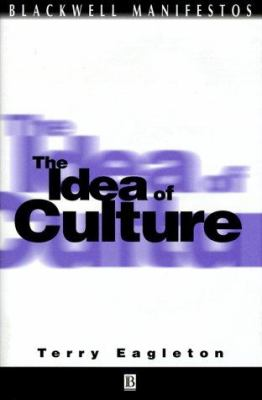 Cover image for The idea of culture